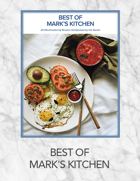 Best of Mark's Kitchen Recipe E-Book
