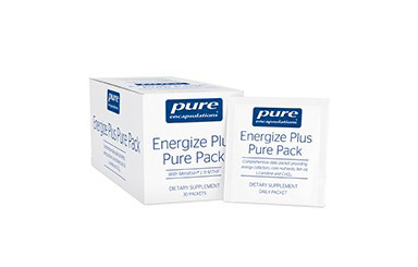 Energy Plus Pure Pack